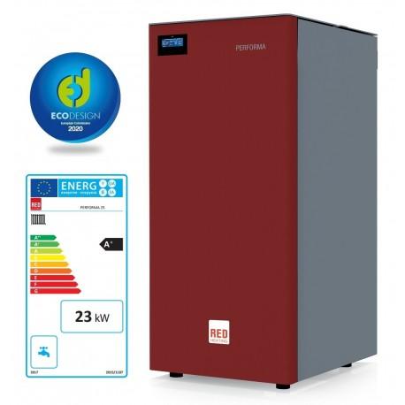 Red Performa 25 Easyclean z pompą el.elet RED Compact 24 (3,8-22,1 kW) EASY CLEAN CO+CWU z pompą elektroniczną