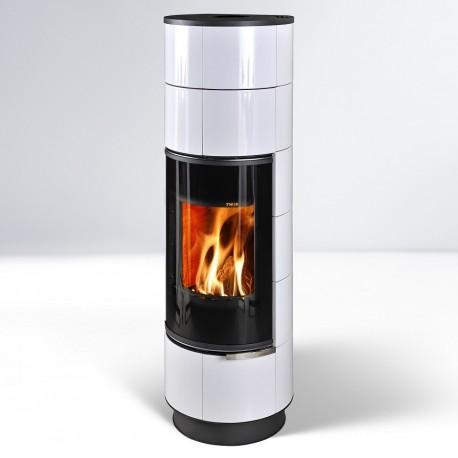 Delia kafel biały plus 7,5 kW - Thorma