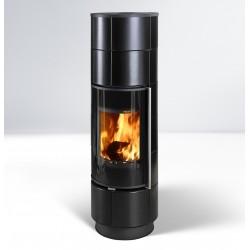 Delia Extra kafel czarny mat  7,5 kW - Thorma
